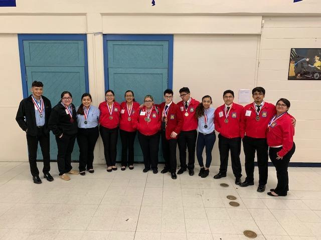 CCHS Criminal Justice Competes at Skills USA Competition Featured Photo