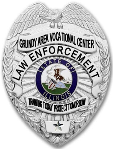 GAVC Criminal Justice Badge