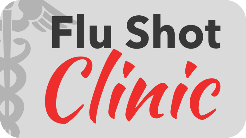 flu shot clinic pic