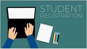 New Student Registration Thumbnail Image