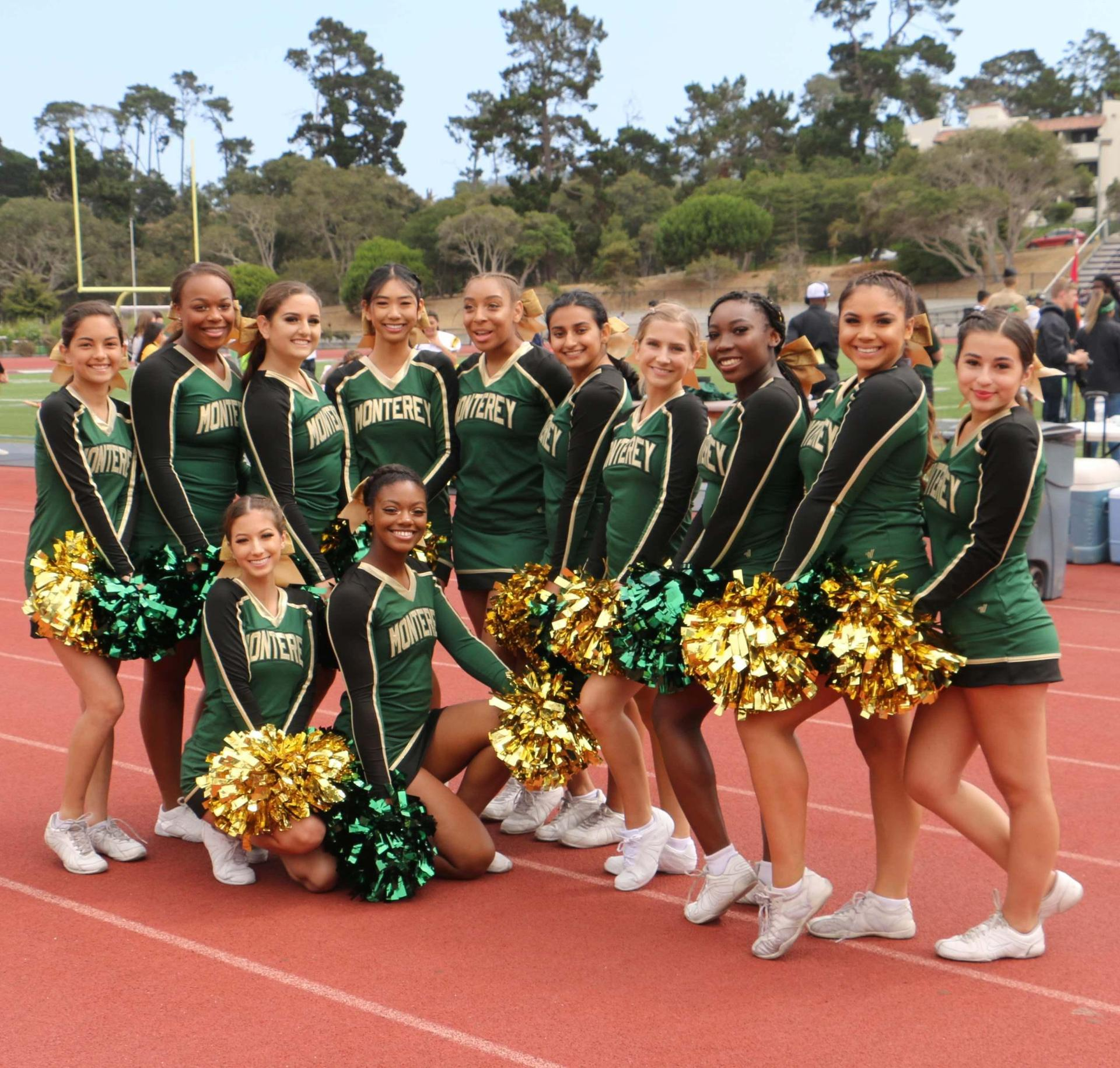 MHS Cheerleaders