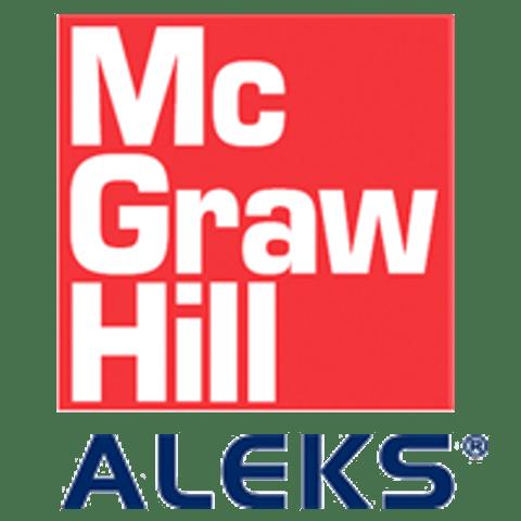 ALEKS Logo/Link