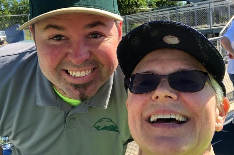 Ricky-bus driver and coach, Bonnie-VI and AT