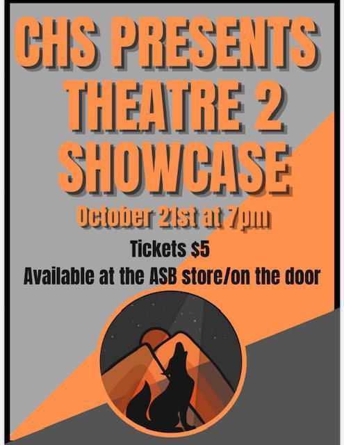 Theatre 2 Showcase