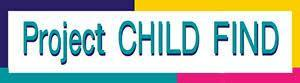 Project Child Find Logo