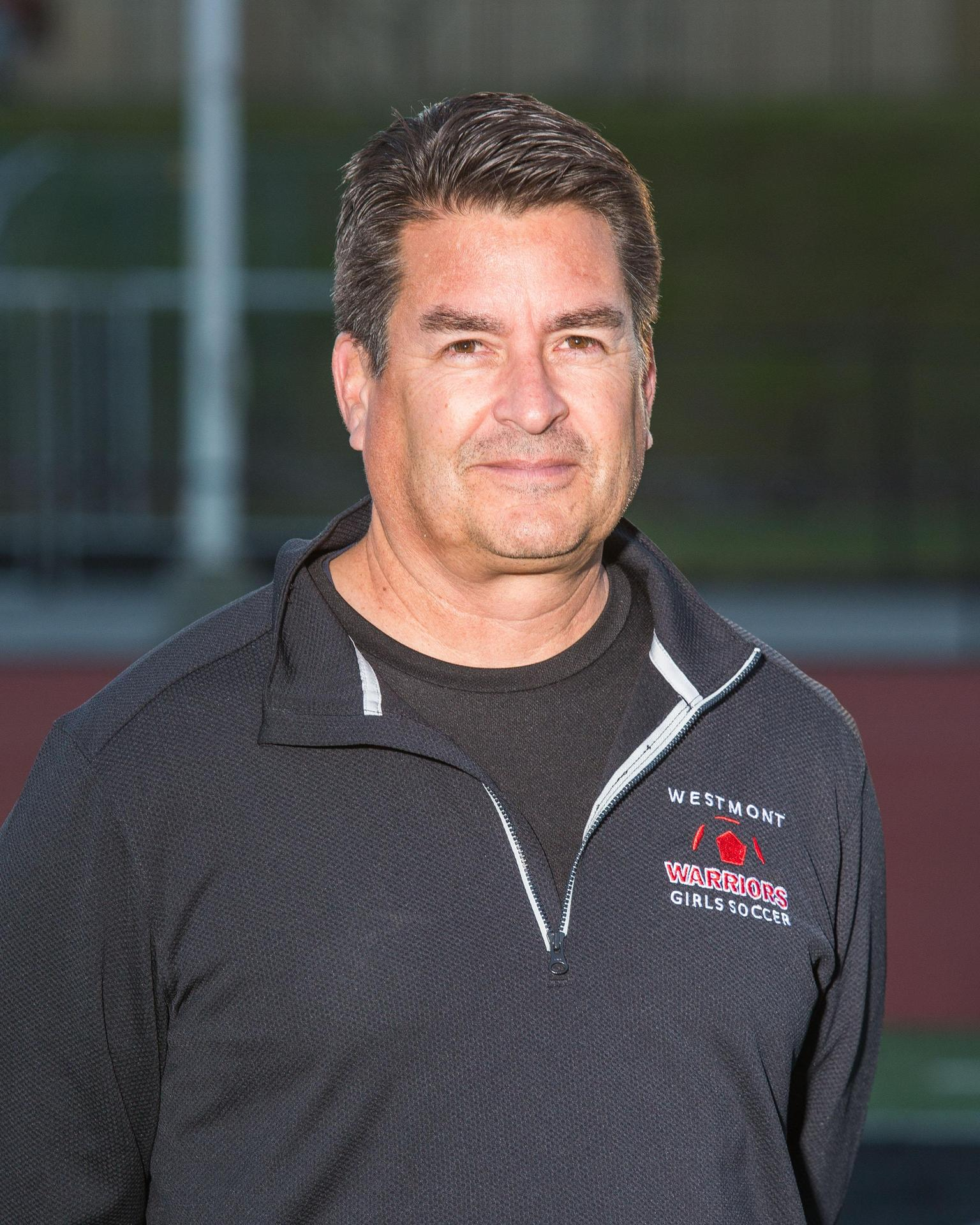 Photo of Coach Hughes