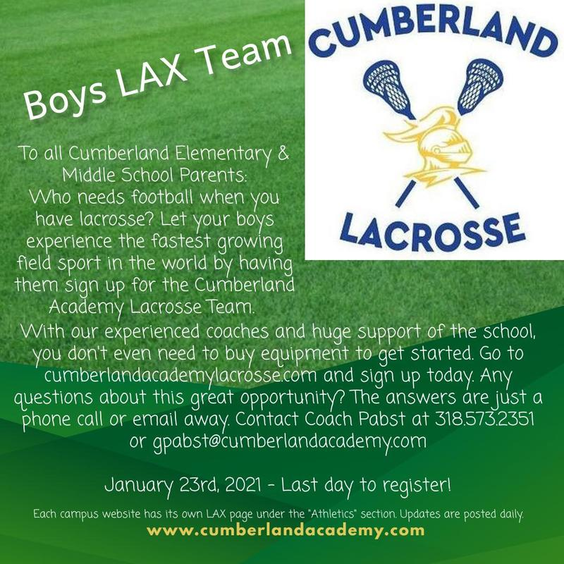 LAX Registration Featured Photo