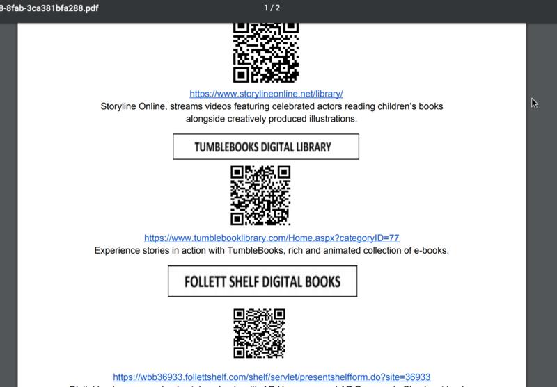 Online Book Sources using QR Codes Thumbnail Image