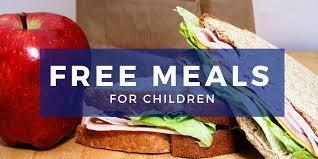 Free Breakfast and Lunch for anyone 18 years or younger Featured Photo