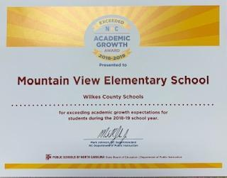 Welcome to Mountain View Elementary School Image