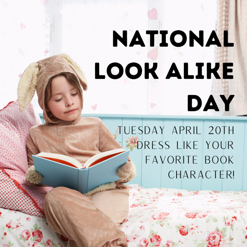 National Look Alike Day April 20th Featured Photo