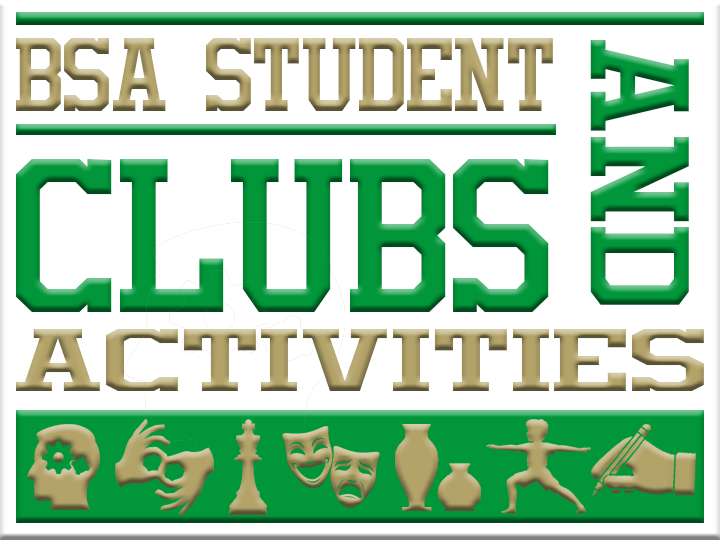 bsa student clubs and activities