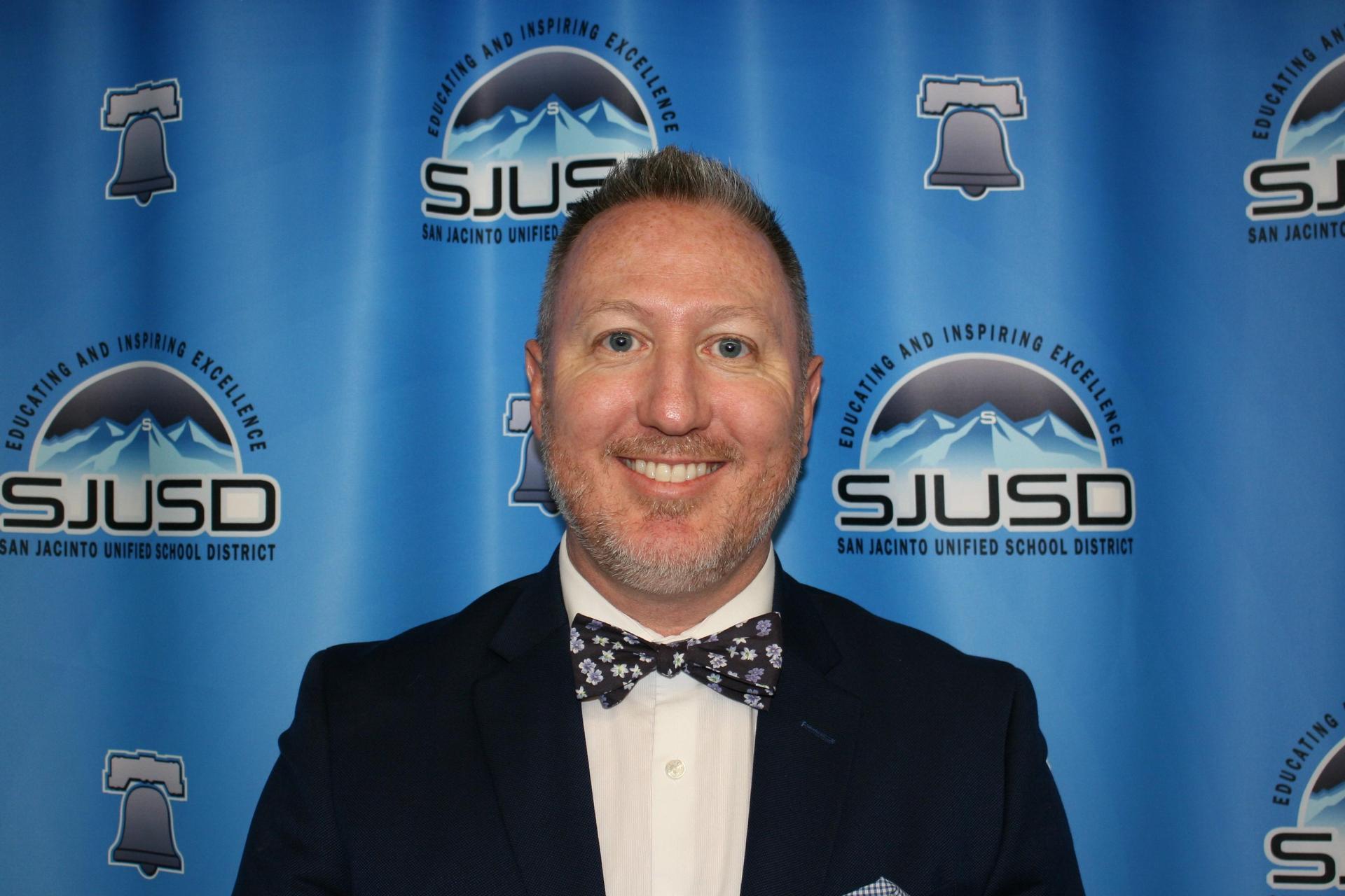 John Roach, Assistant Superintendent