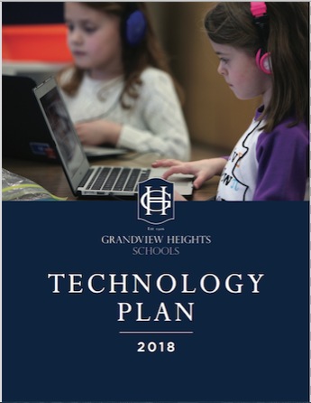 Tech Plan cover page