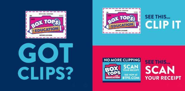 SSMS Collects Box Tops! Featured Photo