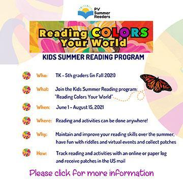 Kids Summer Reading Program Thumbnail Image
