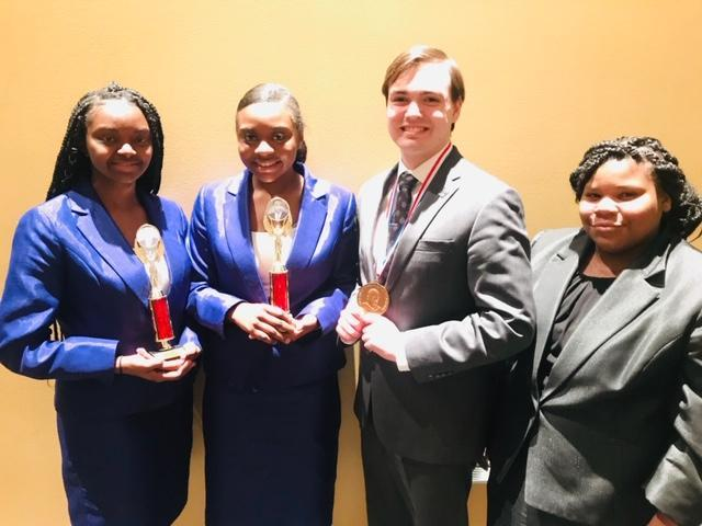 HHS Forensics Team Places in California Tournament Featured Photo