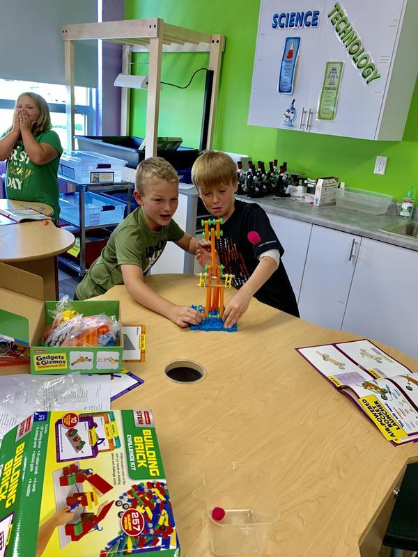 STEM Lab Activities Featured Photo