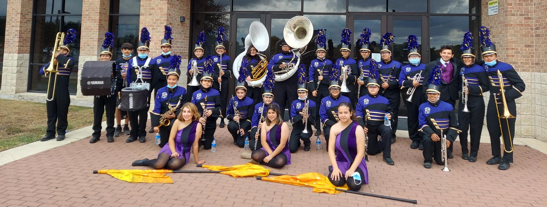 Sabinal HS Band 2020
