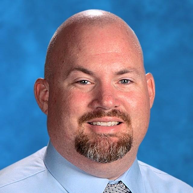 Principal Bryan Cooper