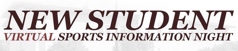 Incoming Freshmen Sports Information Night Thumbnail Image