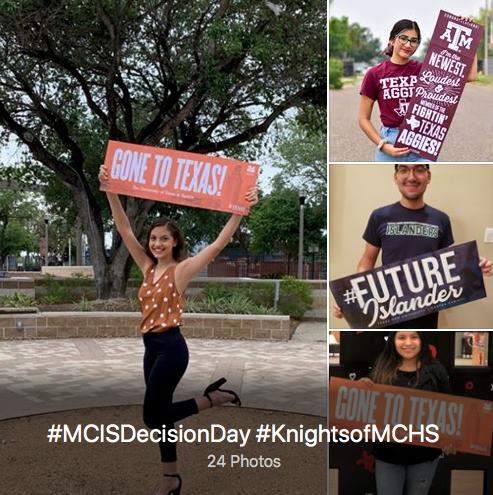 #MCISDecisionDay Featured Photo