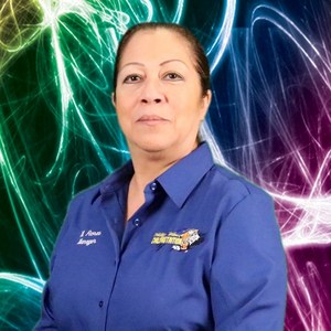 Earning her spot on the Tiger Spotlight is none other than Mari Flores, Cafeteria Manager. Thumbnail Image