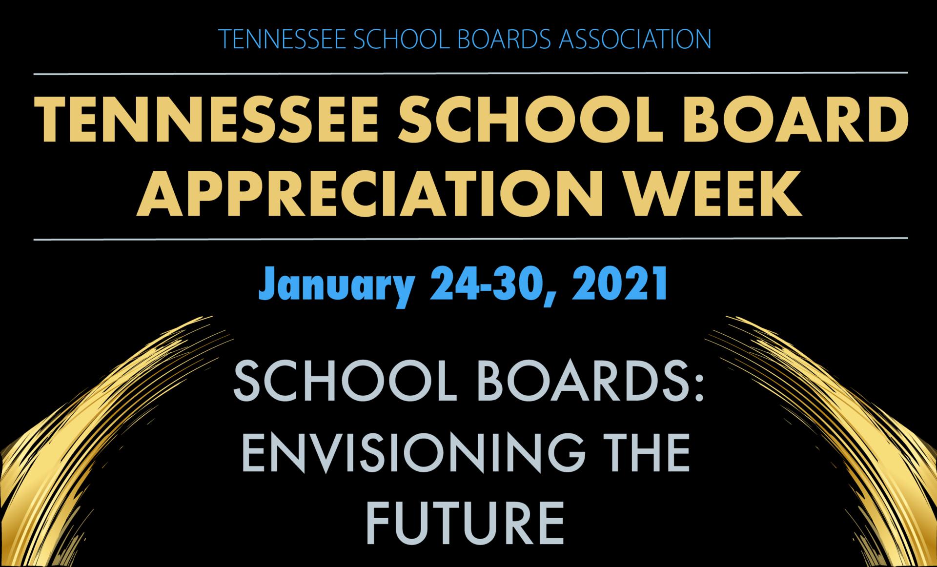 School Board Appreciation Week