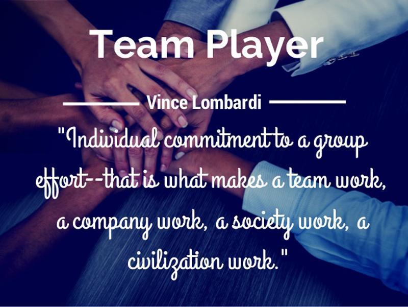 Team Player Image