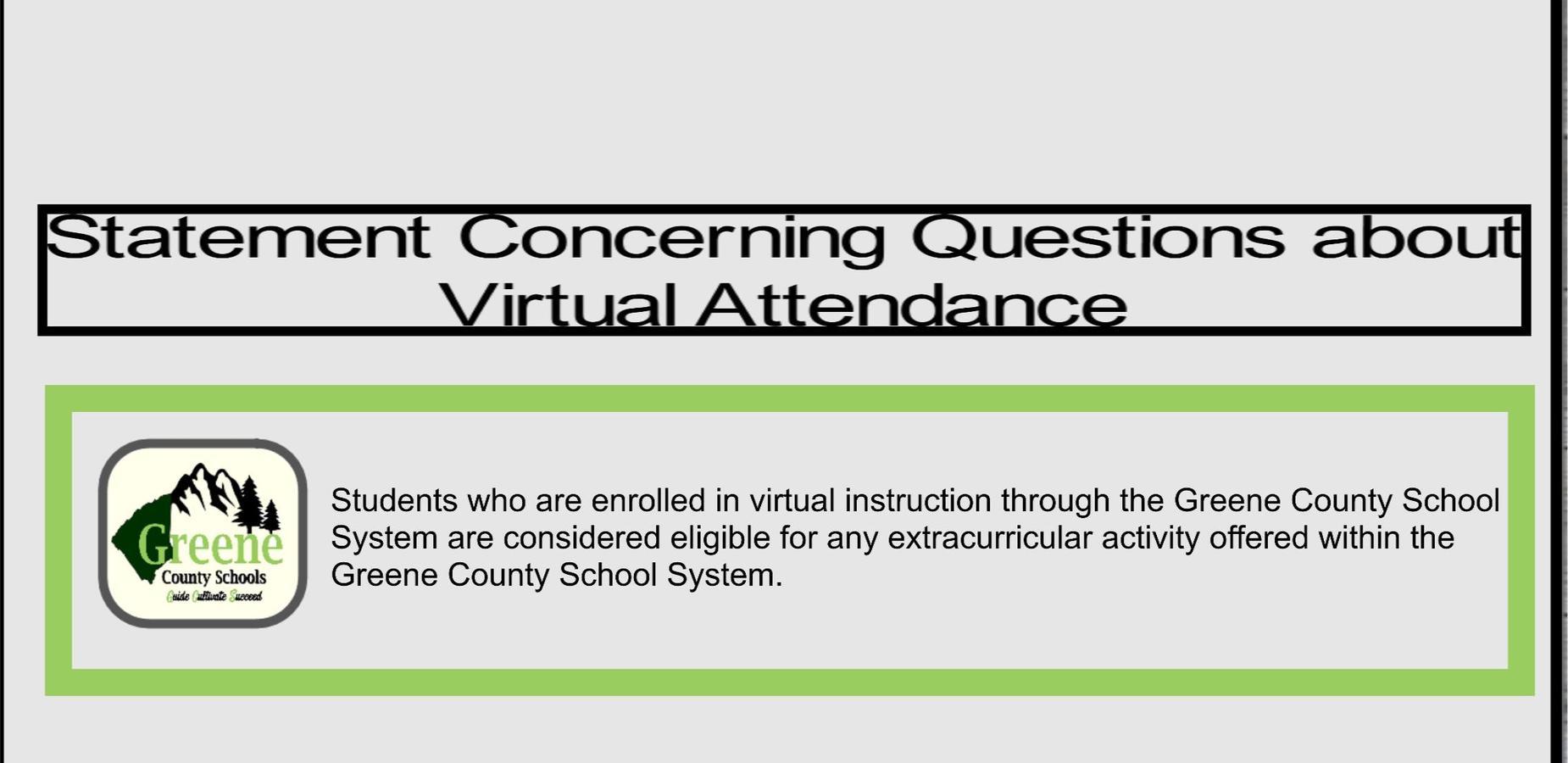 Virtual Attendance