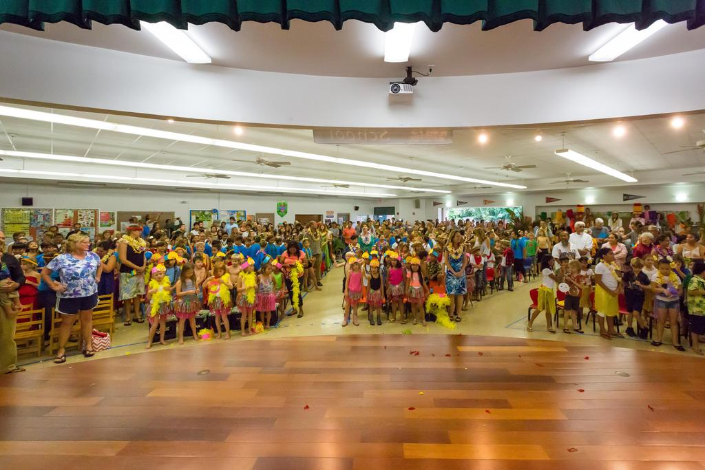 Kilauea School May Day 2018