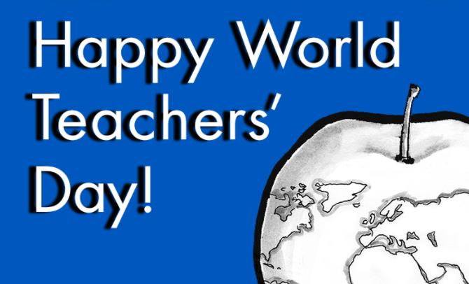 Happy World Teachers Day 2021 Featured Photo