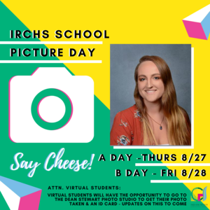 IRCHS school photo day 8_27 and 8_28.png