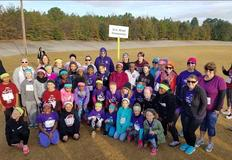 Congratulations to our Girls on the Run Team!
