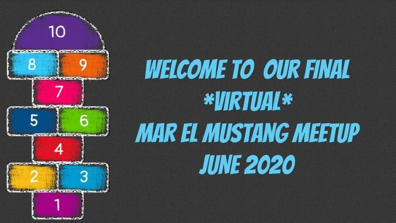 June Mustang Meetup
