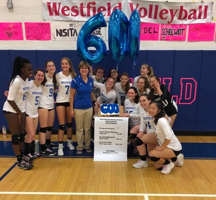 Coach Torok Hits the 600 Career Win Milestone