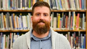 Brandywine Art Teacher Rory McLaughlin