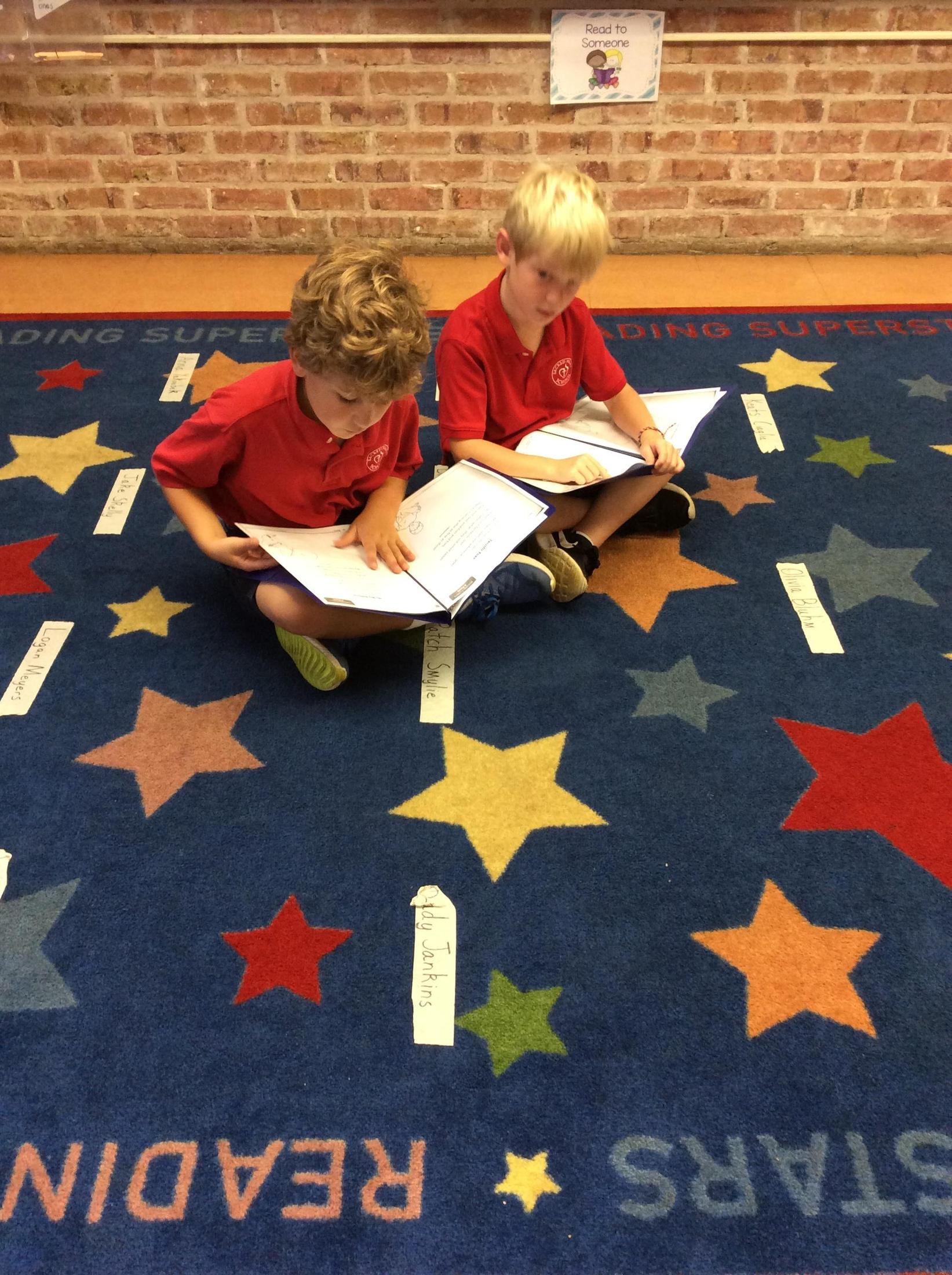 Read with a Partner
