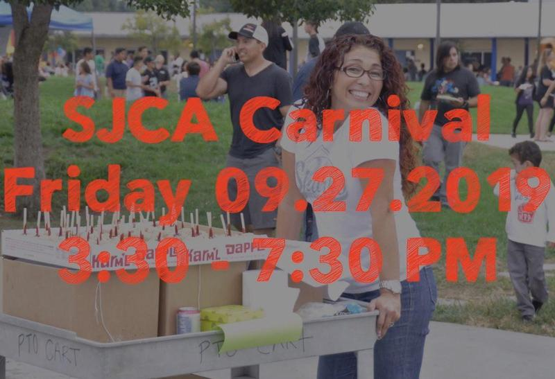 SJCA Carnival 2019 Featured Photo