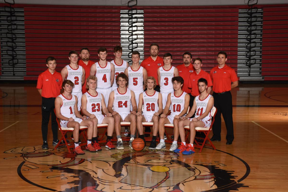 JV Boys Basketball 19/20