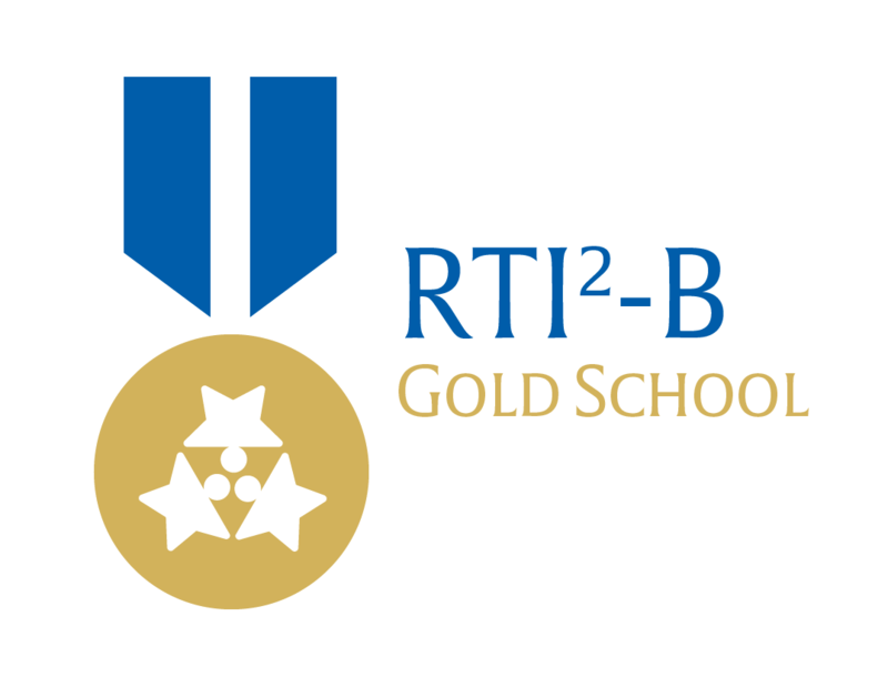 RTI2-B Model of Demonstration Gold School Featured Photo