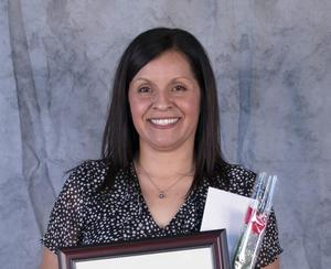 Josie Hernandez, District Teacher of the Year