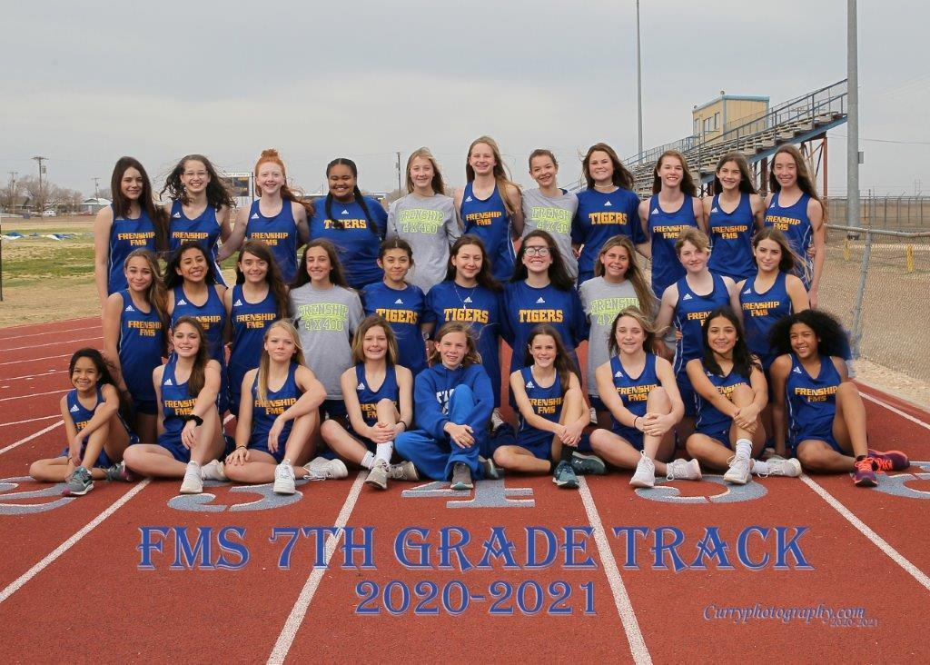 FMS girls track