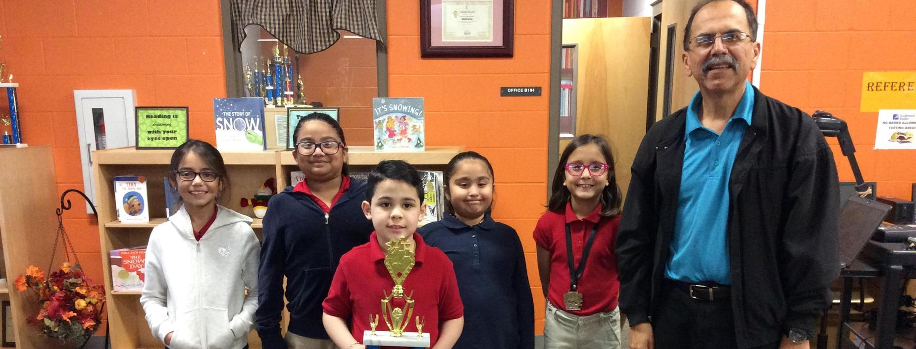 picture of chess team