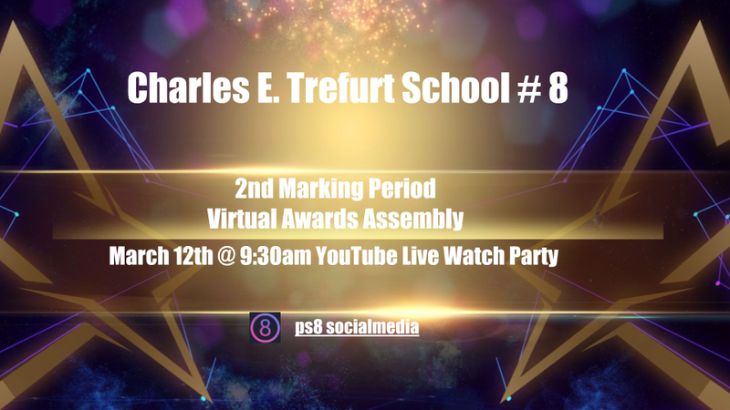 2nd Marking Period Awards Assembly on YouTube Live Featured Photo