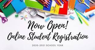 Online Registration Available! Featured Photo