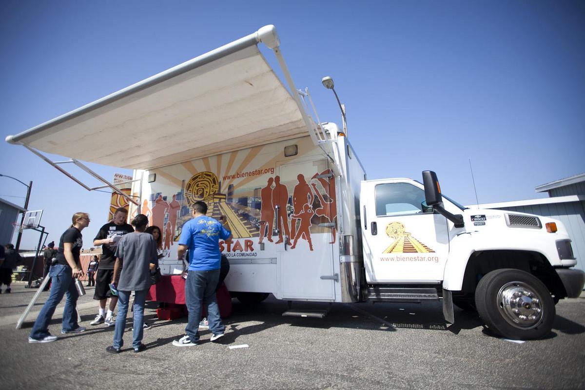 Mobile Bienestar Truck