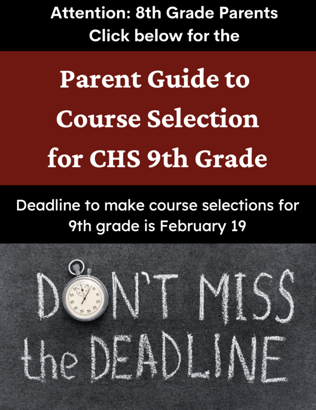 Parents Guide to Course Selection for Rising 9th Graders Featured Photo