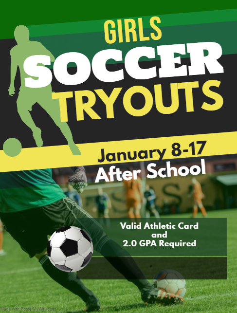 Soccer Tryouts