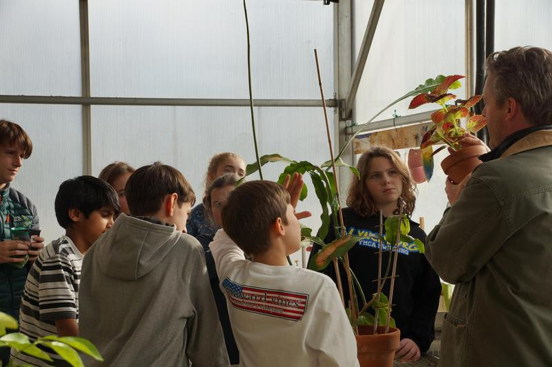 Learning in the greenhouse